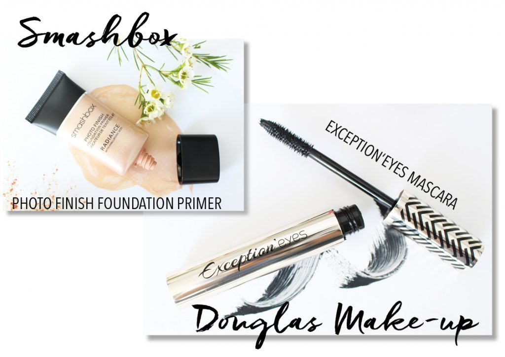 Smashbox Primer & Douglas Make-up Exception'eyes Mascara
