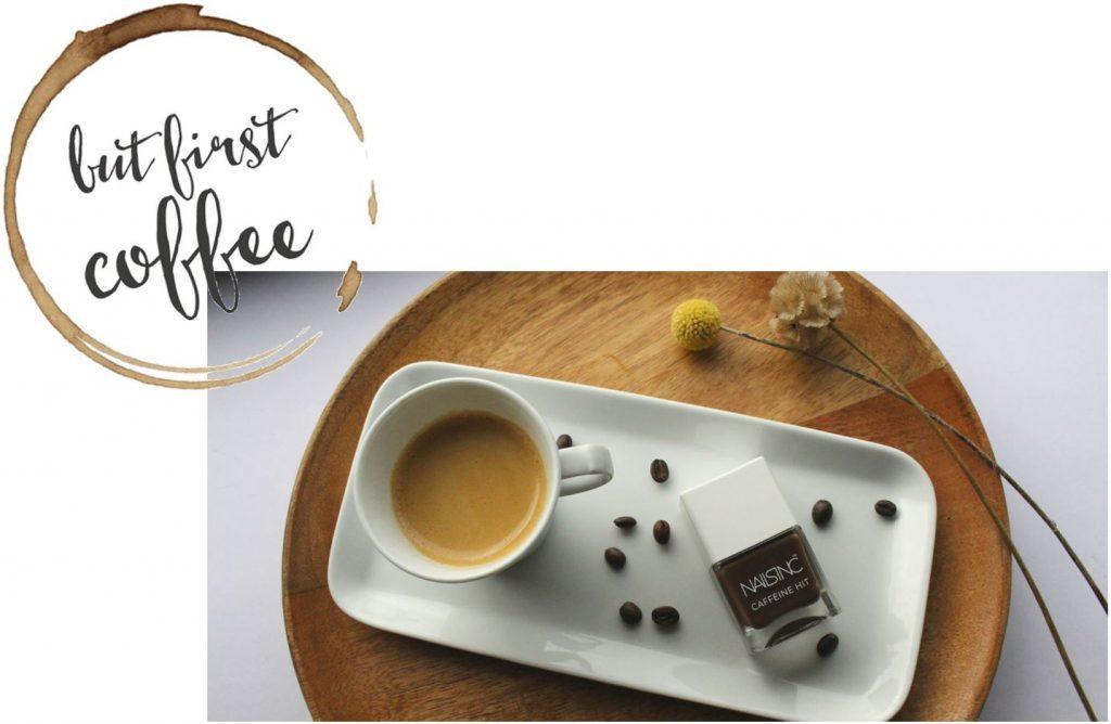 Nails Inc. Caffeine Hit Espresso Martini