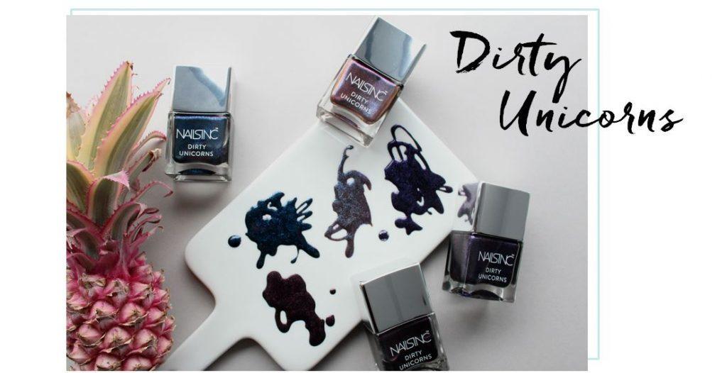 Nails Inc. Dirty Unicorns