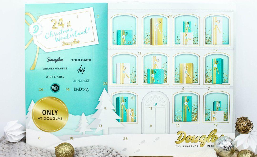 Douglas-Adventskalender-Gewinnspiel