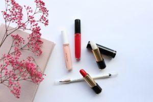 Lippen Routine mit Lancome