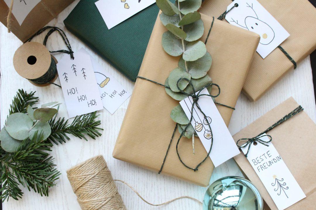 Weihnachtsgeschenke individuell verpacken | beautystories