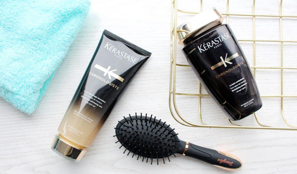 Shampoo und Conditioner von Kérastase