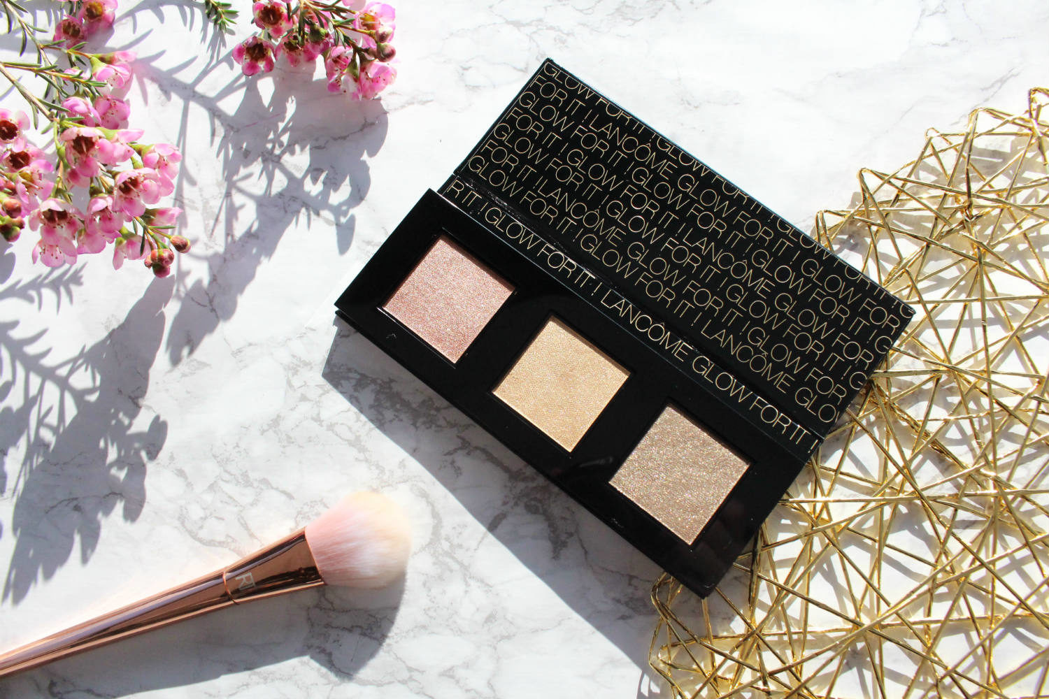 Lacome Glow for it Palette