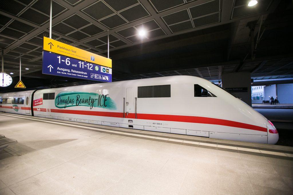 Jungfernfahrt Douglas Beauty-ICE