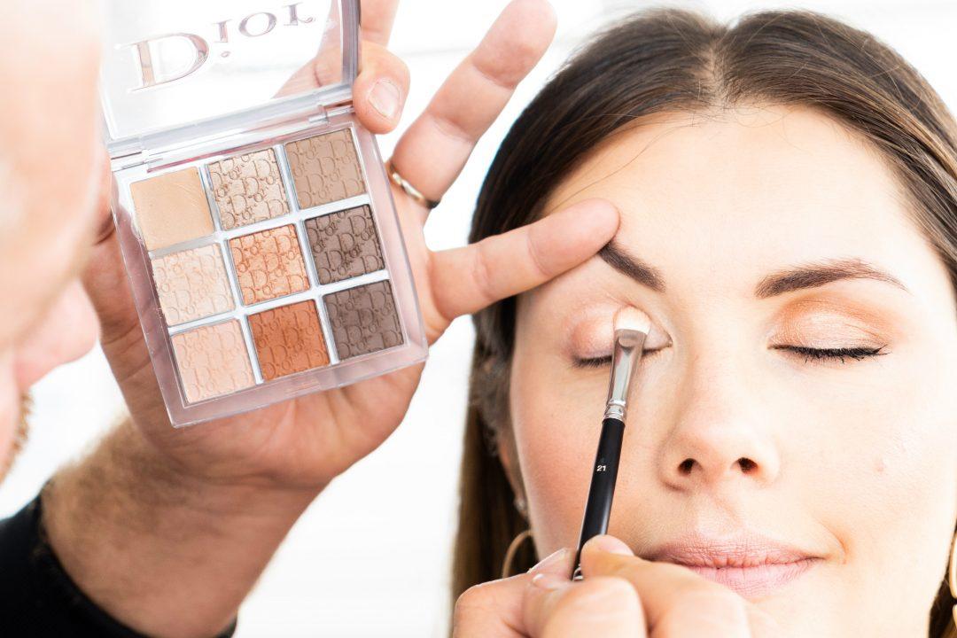 Dior Backstage Tutorial mit Dior Make-up Artist Norman