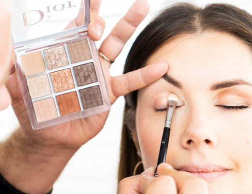Dior Backstage Tutorial mit Dior Make-up Artist Norman