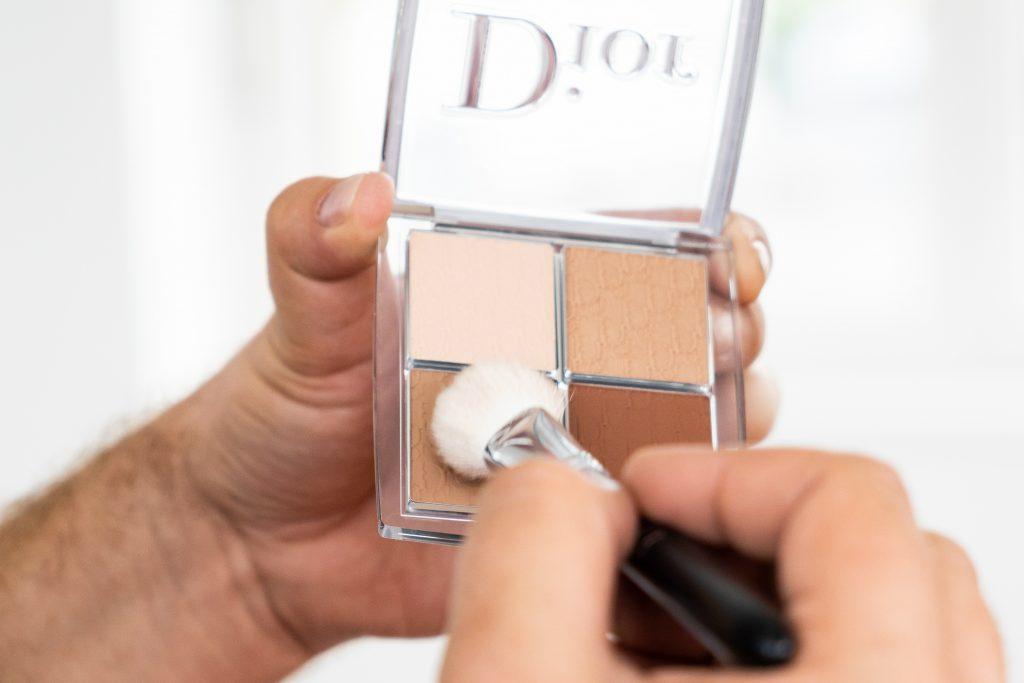 Dior Backstage Tutorial Step 4 a