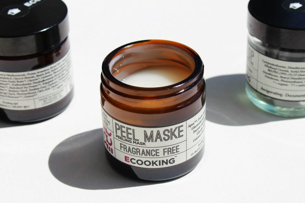 Ecooking Peeling Maske