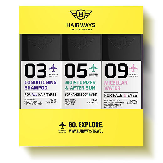 Hairways Travel Kit
