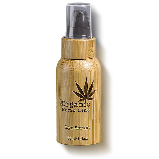The organic hemp line Augenserum