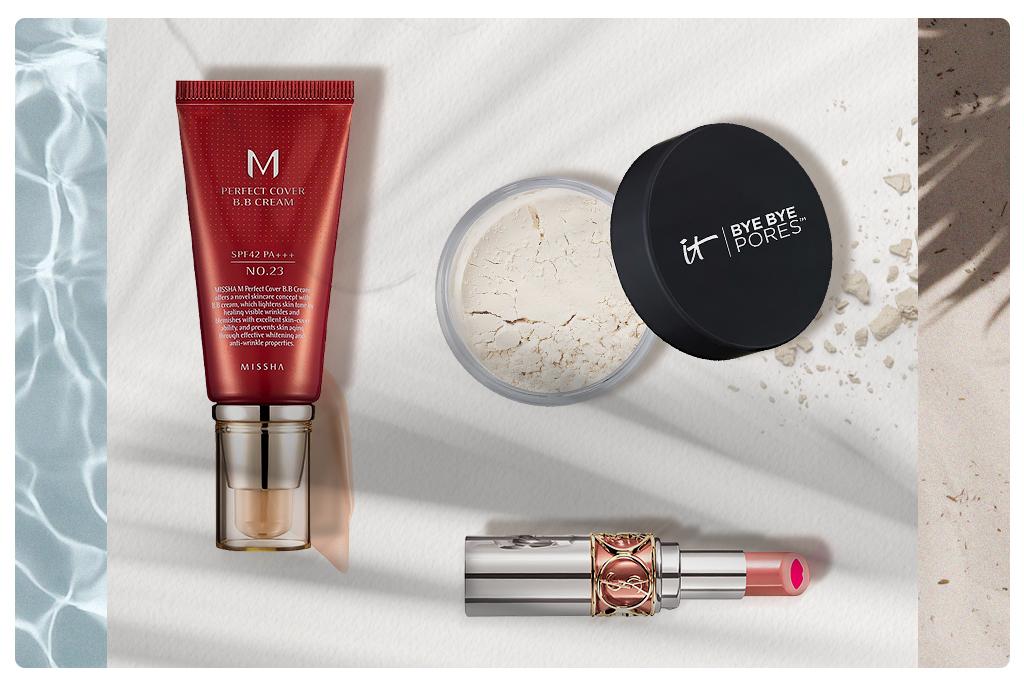 so überlebt euer Make-up die Hitze