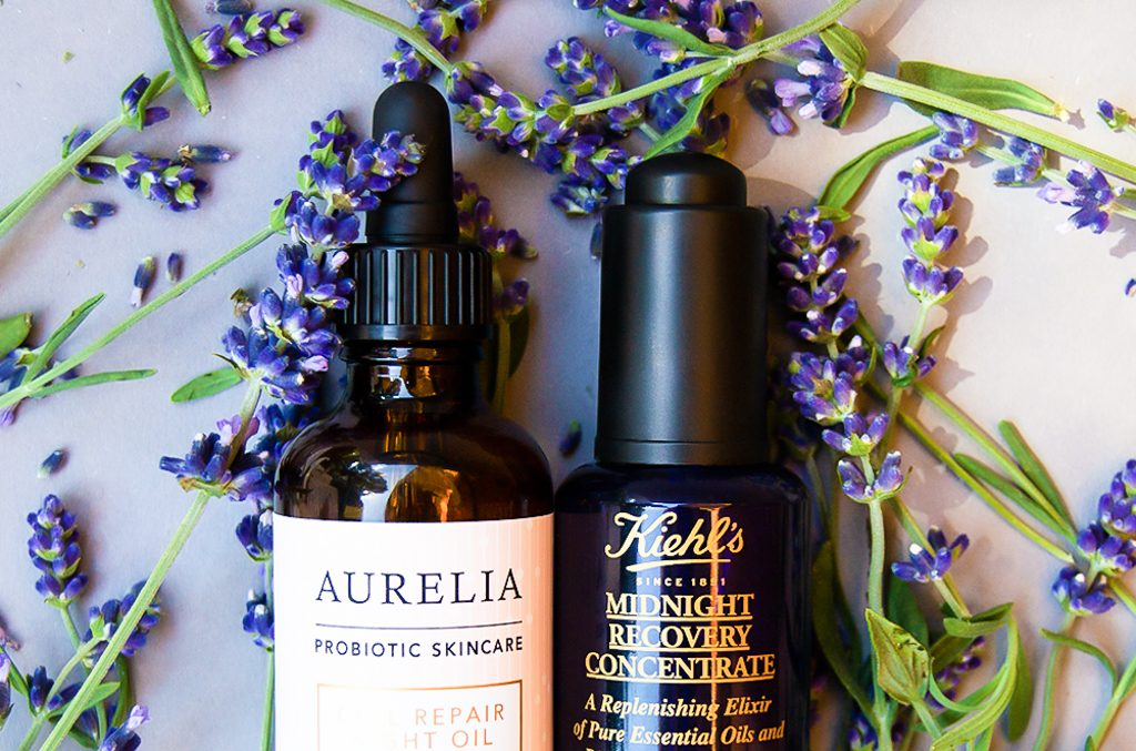 Cell Repair Night Oil und Midnight recovery Concentrate