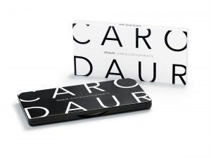 Caro Daur x Douglas Glow- und Contour-Palette