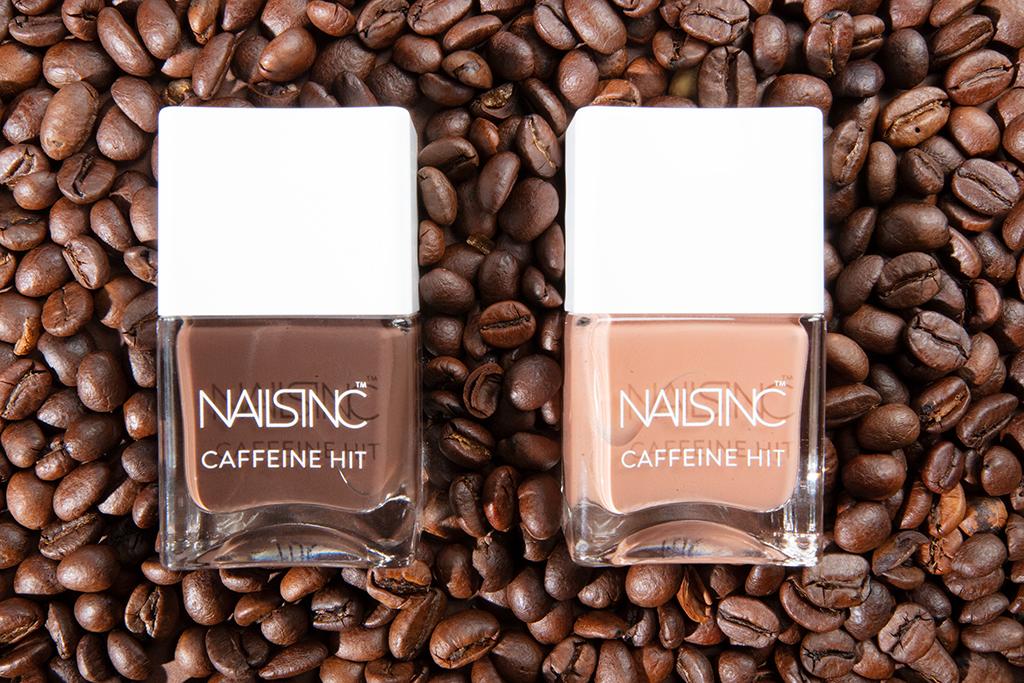 Koffein-Kick: Nailsinc